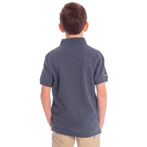 Camisa-Polo-Aleatory-Infantil-Azul-Mescla-1