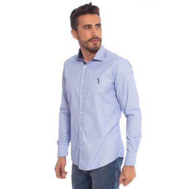 camisa-masculina-aleatoryslim-fit-manga-longa-grid-modelo-1-
