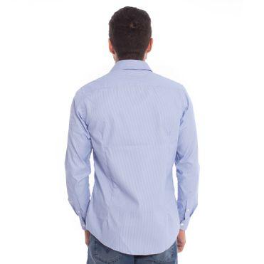 camisa-masculina-aleatoryslim-fit-manga-longa-grid-modelo-2-