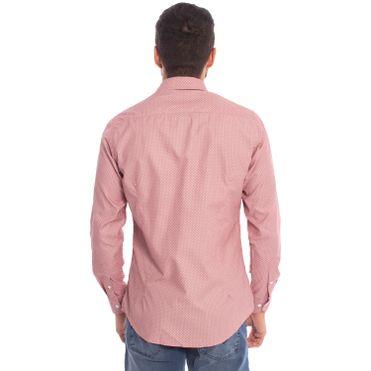 camisa-masculina-aleatoryslim-fit-manga-longa-red-modelo-2-