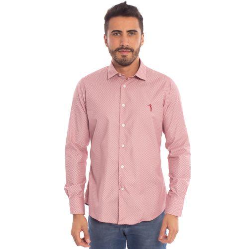 camisa-masculina-aleatoryslim-fit-manga-longa-red-modelo-1-