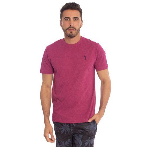 camiseta-aleatory-masculina-summer-2018-lisa-rosa-mescla-modelo-1-