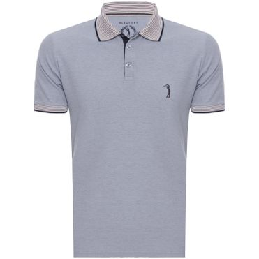 camisa-polo-aleatory-masculina-lisa-piquet-gola-listrada- ... 0556a9ee1e78d