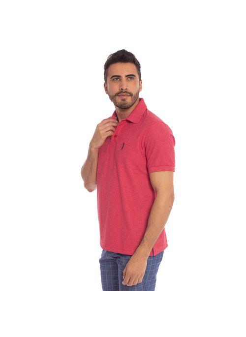 camisa-polo-aleatory-masculina-piquet-light-mescla-modelo-thiago-4-