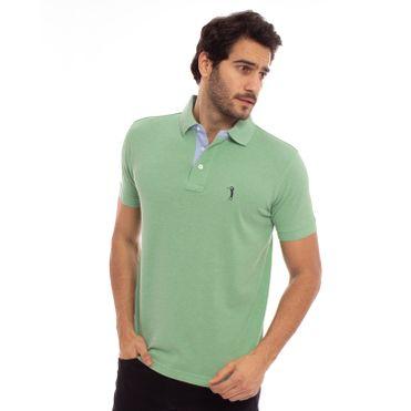 ... camisa-polo-aleatory-masculina-lisa-mescla-2018-modelo- 85d0985622ce6
