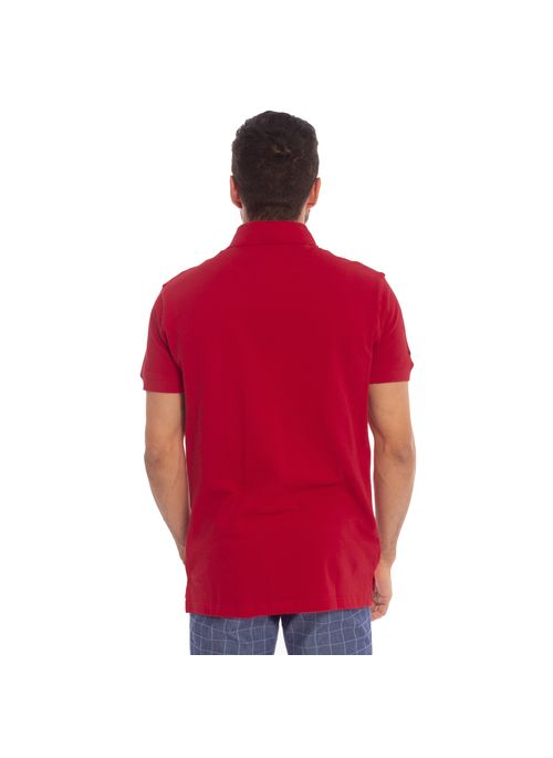camisa-polo-aleatory-masculina-lisa-vermelho-modelo-thiago-2-