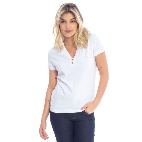 48bce0528 camisa-polo-aleatory-feminina-lisa-cherry-modelo-gabi- ...