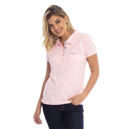 camisa-polo-aleatory-feminina-lisa-state-modelo-gabi- ... 03bd3bcca2c1f