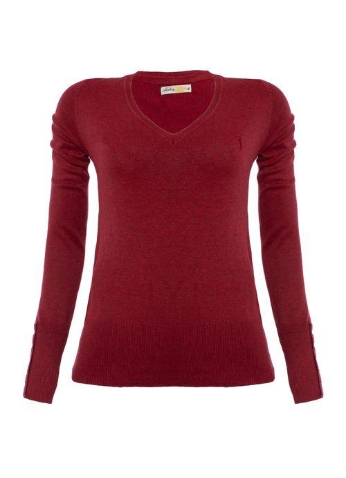 sueter-aleatory-feminina-flawless-gola-v-vermelha-still