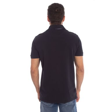 b2fad780e6713 Camisa Masculina Polo Preta Lisa é na Aleatory Store - Aleatory - Aleatory