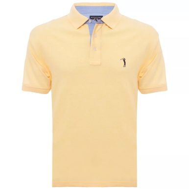 camisa-polo-aleatory-masculina-lisa-amarelo-frente