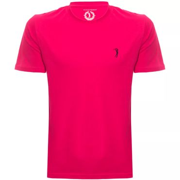 camiseta-rosa-lisa-aleatory-Still-frente