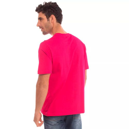 camiseta-rosa-lisa-aleatory-Still-frente