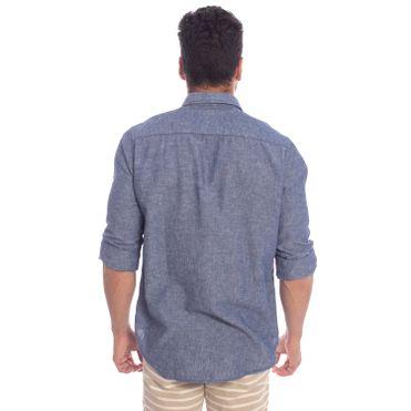 camisa-aleatory-masculino-manga-longa-linho-azul-jeans-modelo-2-