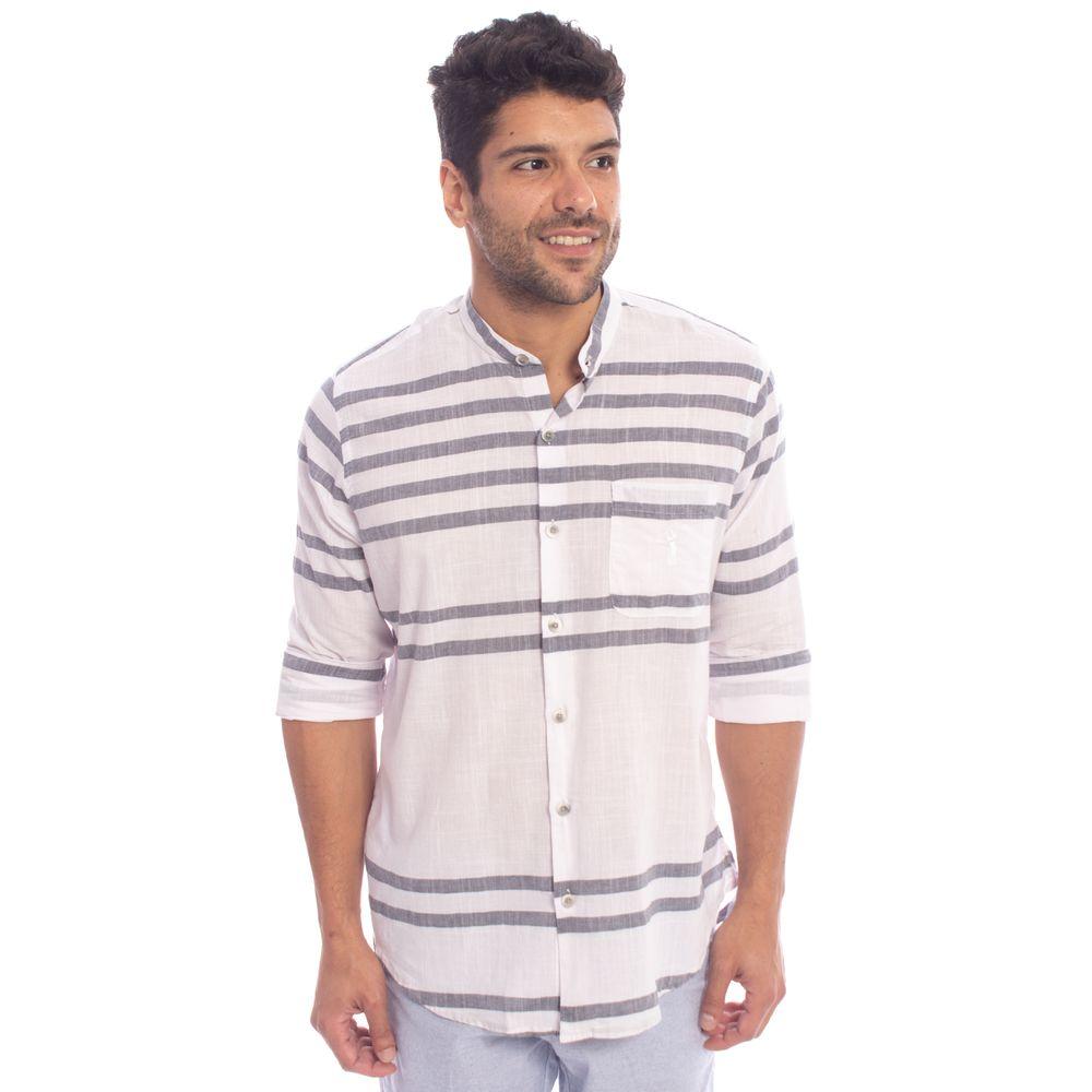 dd9b8c9ac camisa-aleatory-masculino-manga-longa-voil-light-modelo ...
