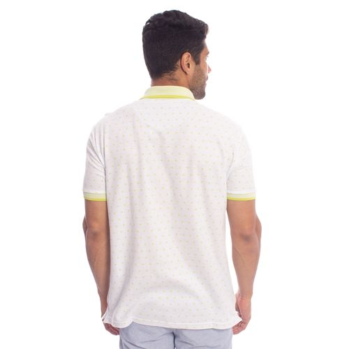 camisa-polo-aleatory-masculino-mini-print-eagle-modelo-2-