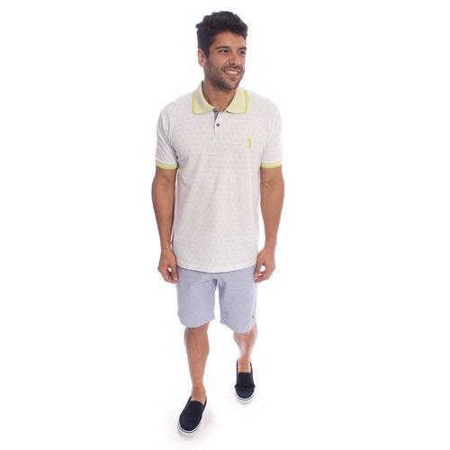 camisa-polo-aleatory-masculino-mini-print-eagle-modelo-3-