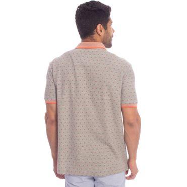 camisa-polo-aleatory-masculino-mini-print-eagle-modelo-6-