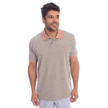 camisa-polo-aleatory-masculino-mini-print-eagle-modelo-5-