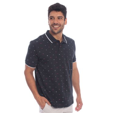 camisa-polo-aleatory-masculino-mini-print-begin-modelo-1-