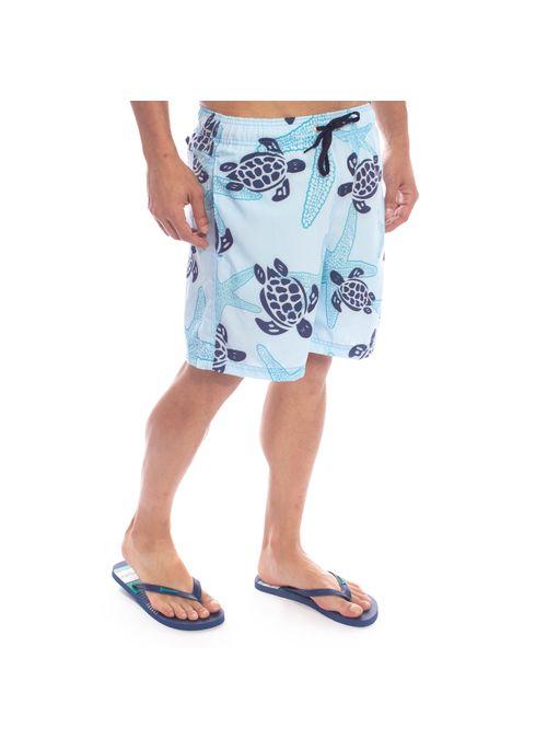 shorts-aleatory-masculino-estampada-turtle-modelo-3-