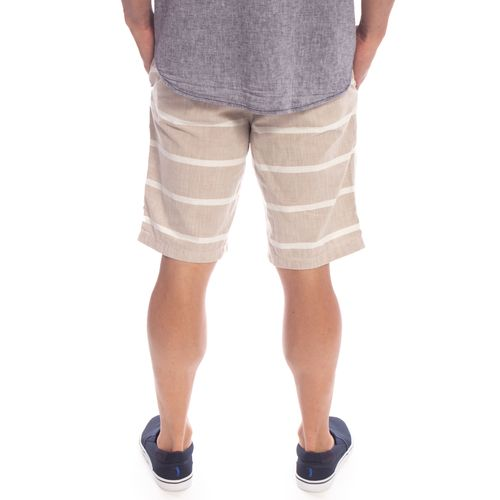 shorts-aleatory-masculino-sarja-listrado-fun-khaki-modelo-1-