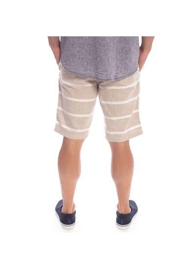 shorts-aleatory-masculino-sarja-listrado-fun-khaki-modelo-2-
