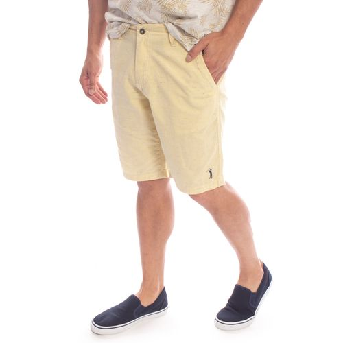 shorts-aleatory-masculino-sarja-soft-amarelo-modelo-2-
