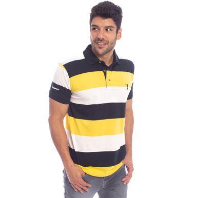 Camisa Polo Aleatory Listrada Expert - Aleatory 7209ab159b001