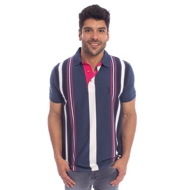 Camisa Polo Aleatory Listrada Morrissey - Aleatory 3ba31441c5c01