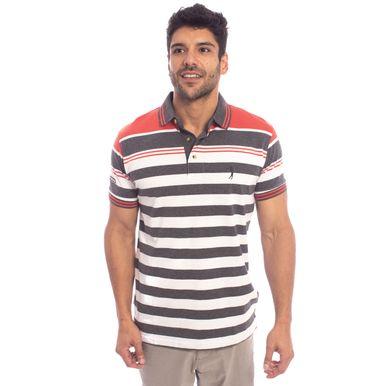 Camisa Polo Aleatory Listrada Play - Aleatory d6aa14d52983a