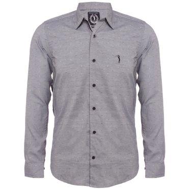 Camisa Masculino - Roupas - Camisas - Manga Longa – Aleatory 88e357d8679a3
