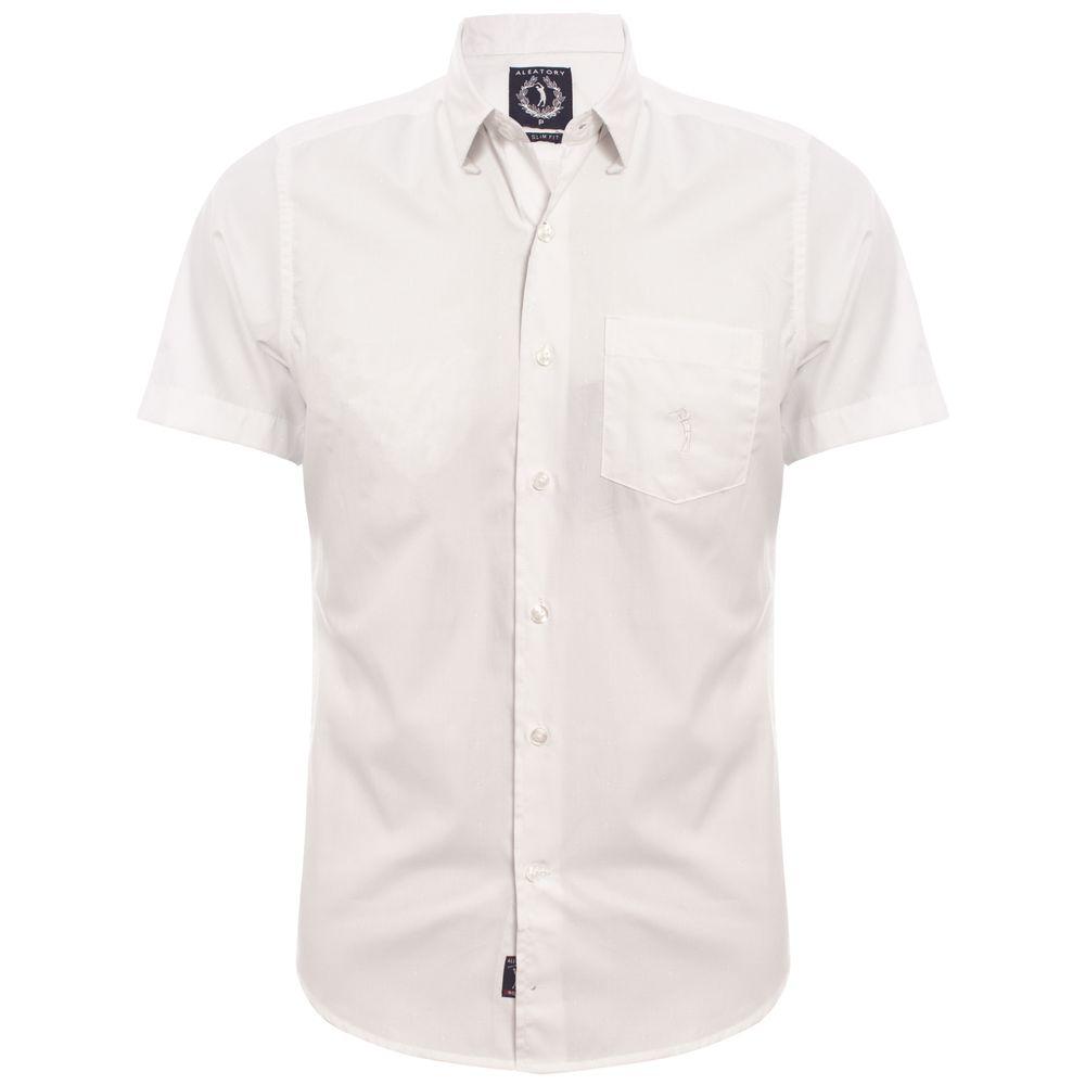 31ba50ad7a camisa-aleatory-masculina-slim-fit-manga-curta-star-