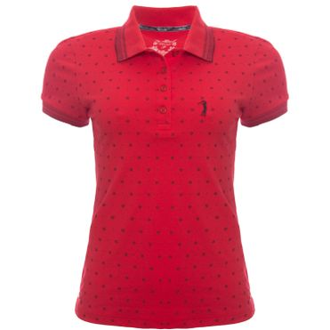 b5019dbbaa3d7 camisa-polo-feminina-aleatory-mini-print-chamber-still-