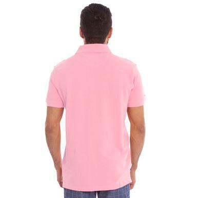 439a5b8678 Camisa Polo Rosa Lisa é na Aleatory Store - Aleatory