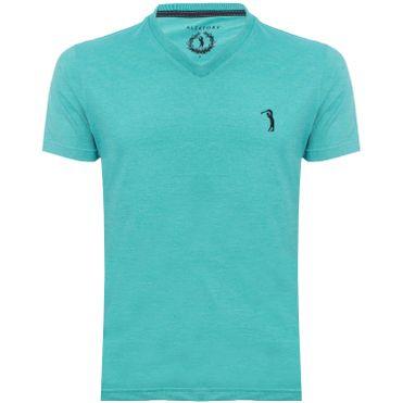 eb417be7d6 camiseta-aleatory-masculina-lisa-1-2-malha-gola- ...
