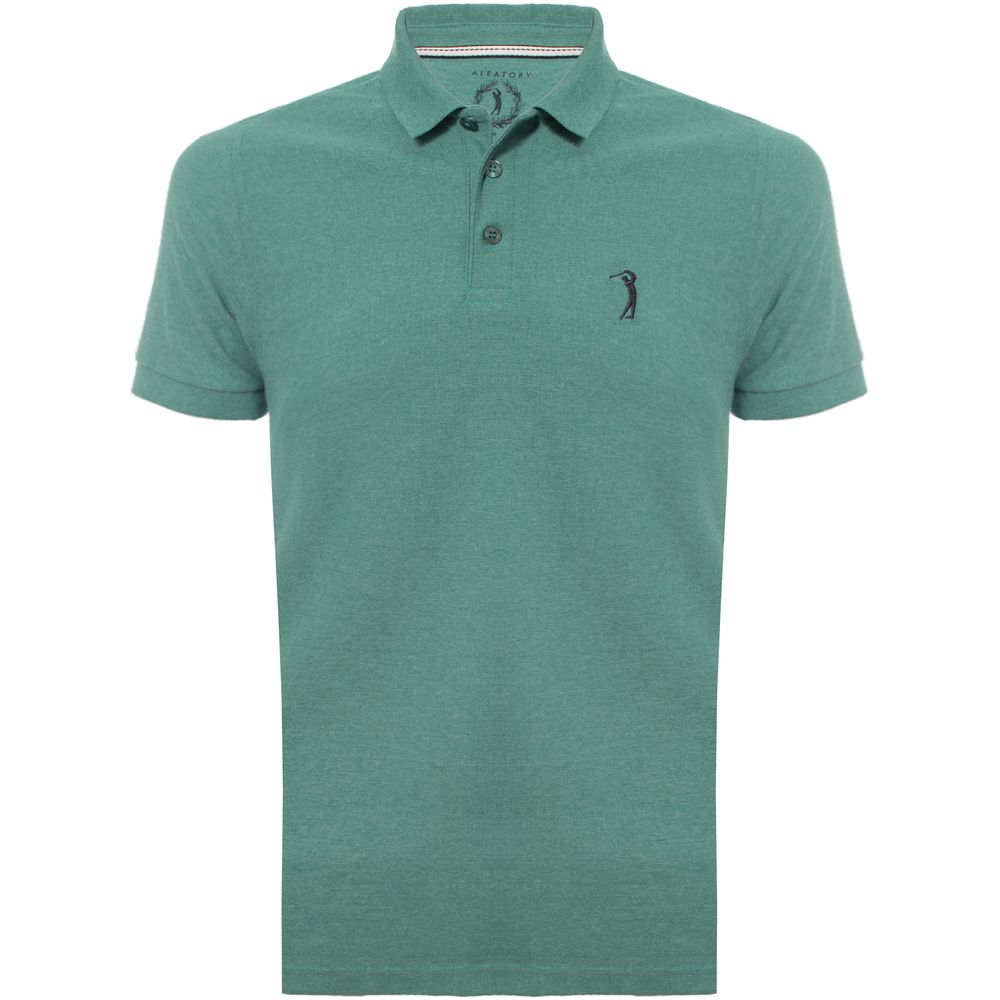 4194a5ce96900 camisa-polo-aleatory-masculina-lisa-piquet-light-verde ...