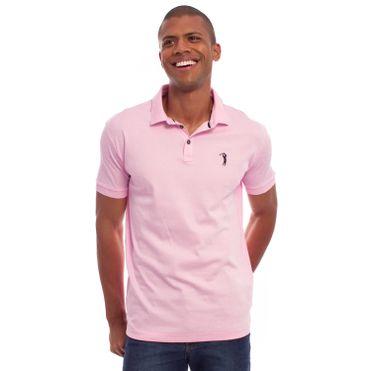 camisa-polo-aleatory-masculina-lisa-pima-algodao-rosa-modelo-1-