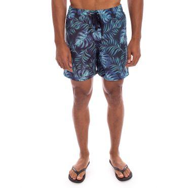 shorts-aleatory-masculina-estampada-seaweed-modelo-1-