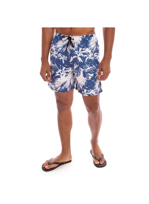 shorts-aleatory-masculina-estampada-palm-blue-modelo-1-
