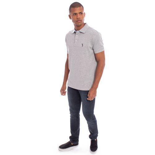 camisa-polo-aleatory-lisa-masculina-mescla-cinza-modelo-2019-3-