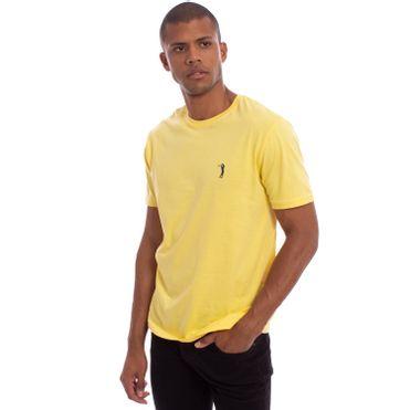 camiseta-aleatory-masculina-lisa-amarela-modelo-20191-1-