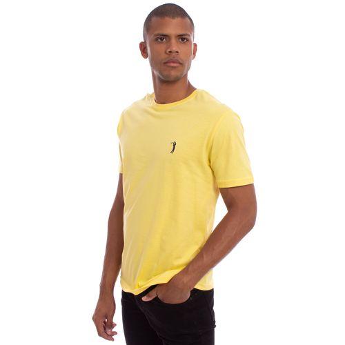 camiseta-aleatory-masculina-lisa-amarela-modelo-20191-4-