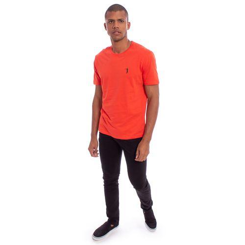 camiseta-aleatory-masculina-lisa-laranja-laranja-modelo-2019-3-