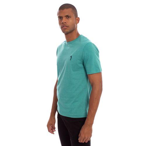 camiseta-aleatory-masculina-lisa-mescla-verde-modelo-2019-8-