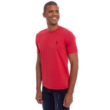 camiseta-aleatory-masculina-lisa-mescla-vermelha-modelo-2019-1-