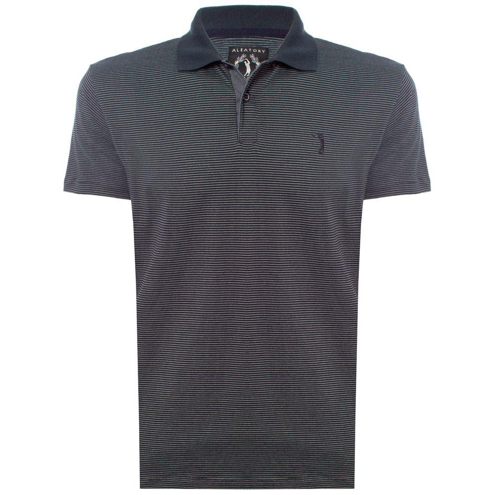 5b8ff2d22 Aleatory · Lançamentos · Masculino · Roupas · Polos. camisa-polo-aleatory -masculina-listrada-young-still-5 ...