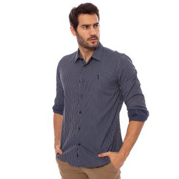 camisa-aleatory-manga-longa-slim-fit-masculina-navy-stripes-modelo-1-