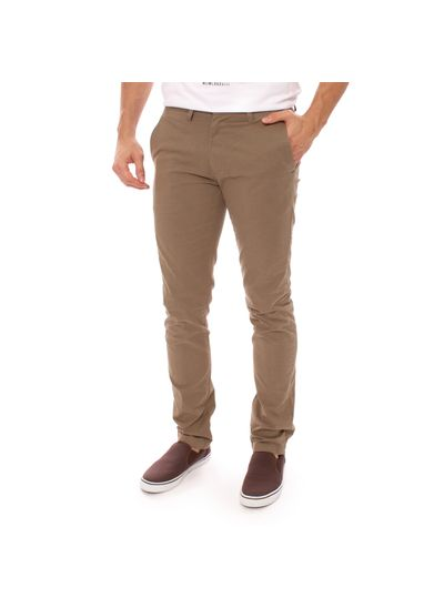 calca-sarja-aleatory-masculina-chino-khaki-escuro-modelo-1-