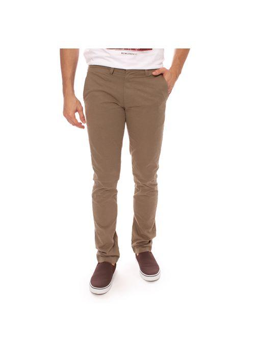 calca-sarja-aleatory-masculina-chino-khaki-escuro-modelo-2-